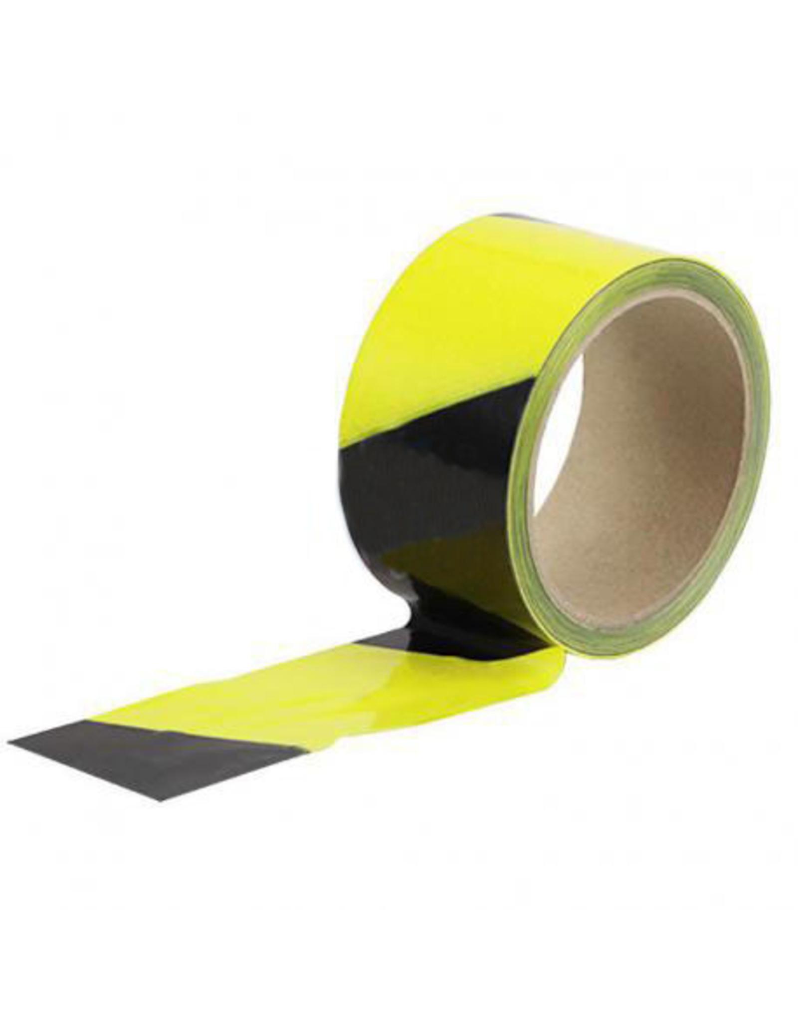 BrouwerSign Tape - Geel / Zwart