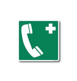 BrouwerSign E004 - Telefoon voor noodgevallen