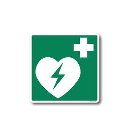 BrouwerSign E010 - AED (automatische externe defibrillator)