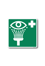 BrouwerSign Pictogram - E011 - Oogdouche - ISO 7010