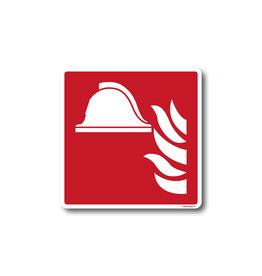 BrouwerSign F004 - Brandbestrijdingsmiddelen