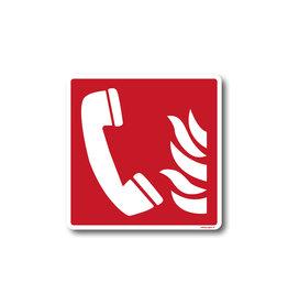 BrouwerSign F006 - Telefoon voor brandalarm