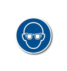 BrouwerSign M004 - Oogbescherming verplicht