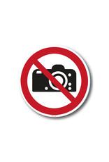 safety-signs.nl Pictogram - P029 - Fotograferen verboden - ISO 7010