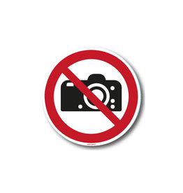 safety-signs.nl P029 - Fotograferen verboden