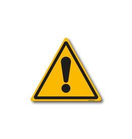 safety-signs.nl W001 - Waarschuwing algemeen