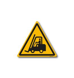 safety-signs.nl W014 -  Waarschuwing transportvoertuigen