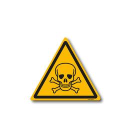 safety-signs.nl W015 - Waarschuwing hangende lasten