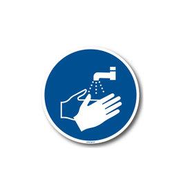 BrouwerSign Gebod - Handen wassen verplicht