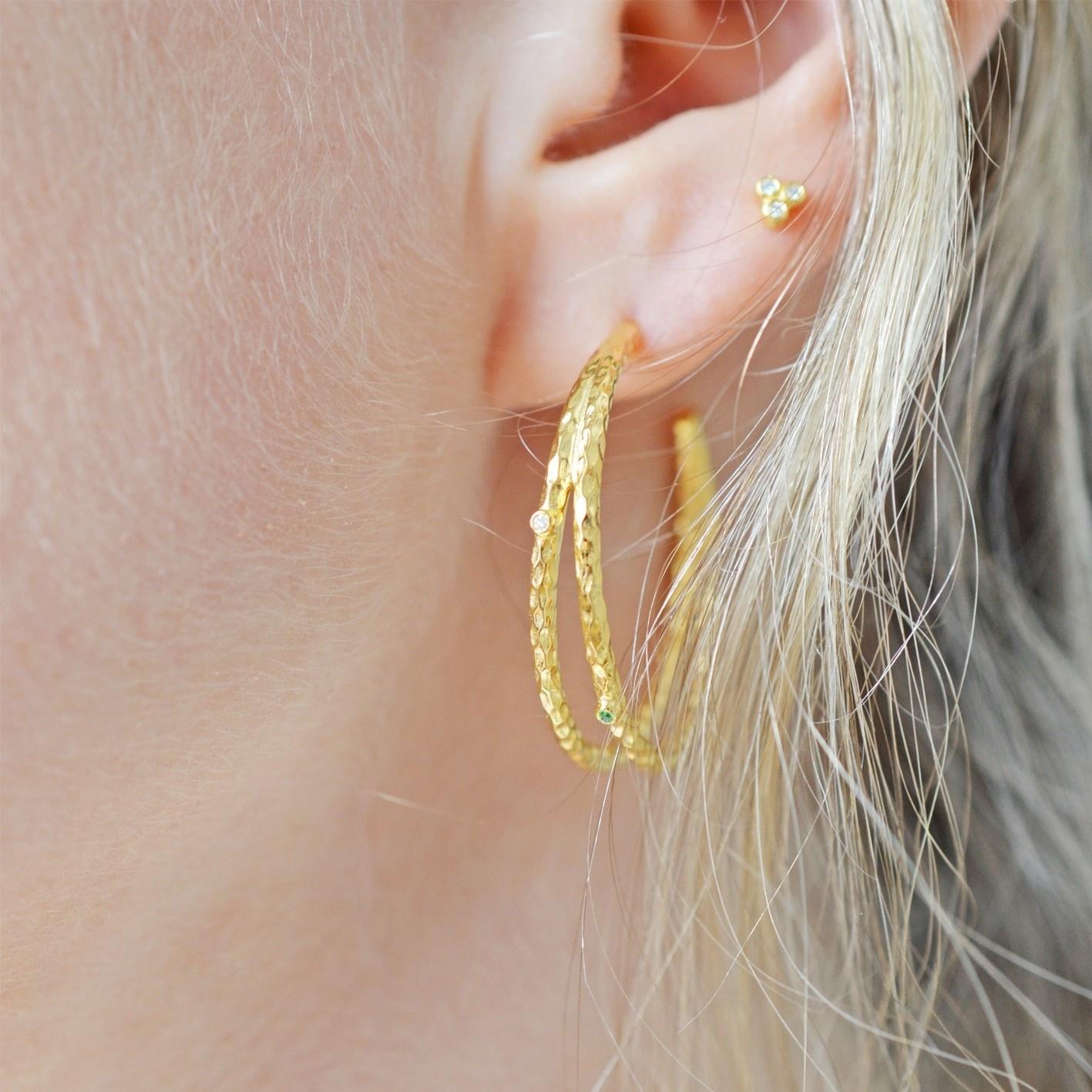 Diamanti per tutti Diamanti per tutti - Wildflower Earrings