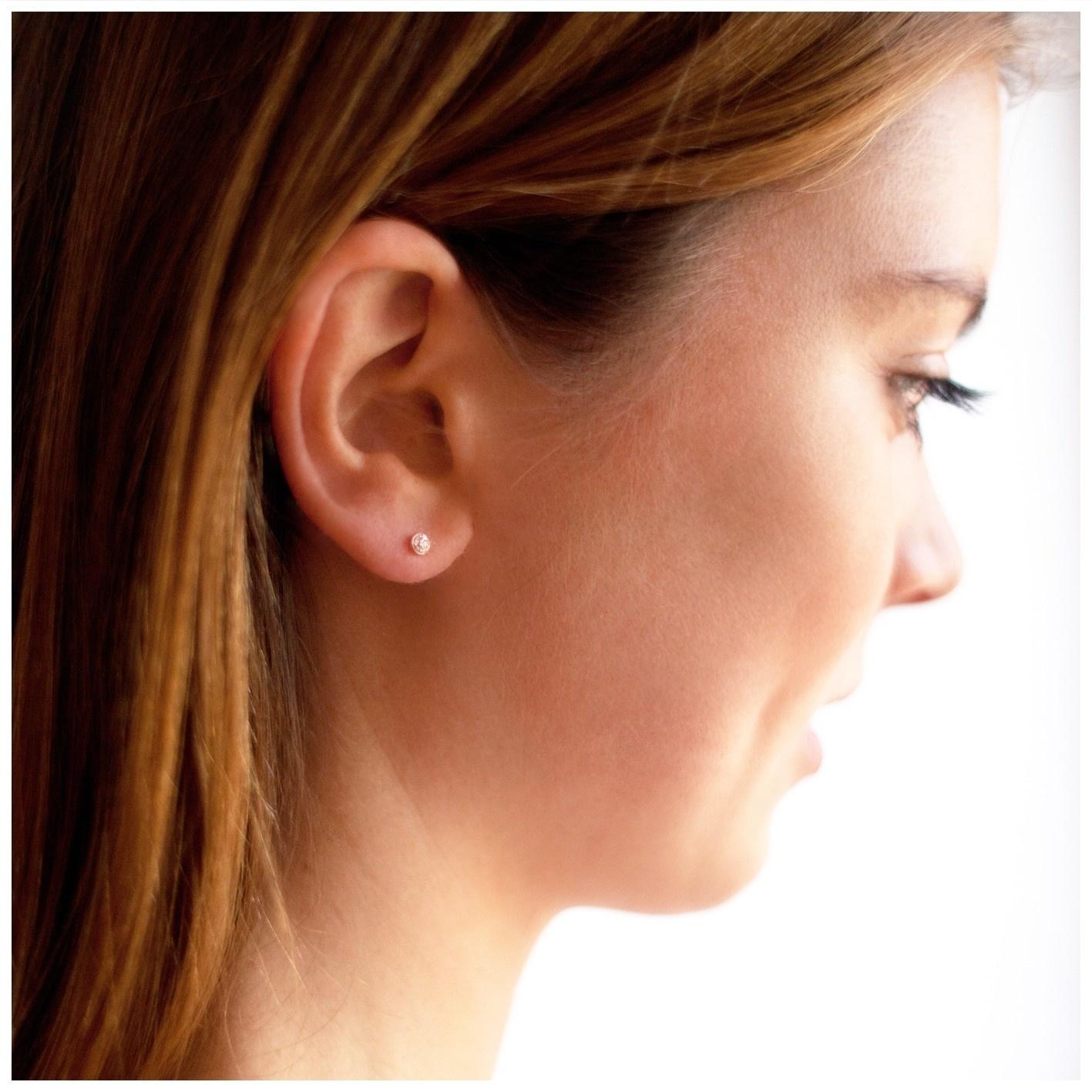 Diamanti per tutti Diamanti per tutti - First Diamond Earring