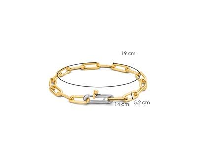 Ti Sento Ti Sento Armband Verguld LNA - 2936SY