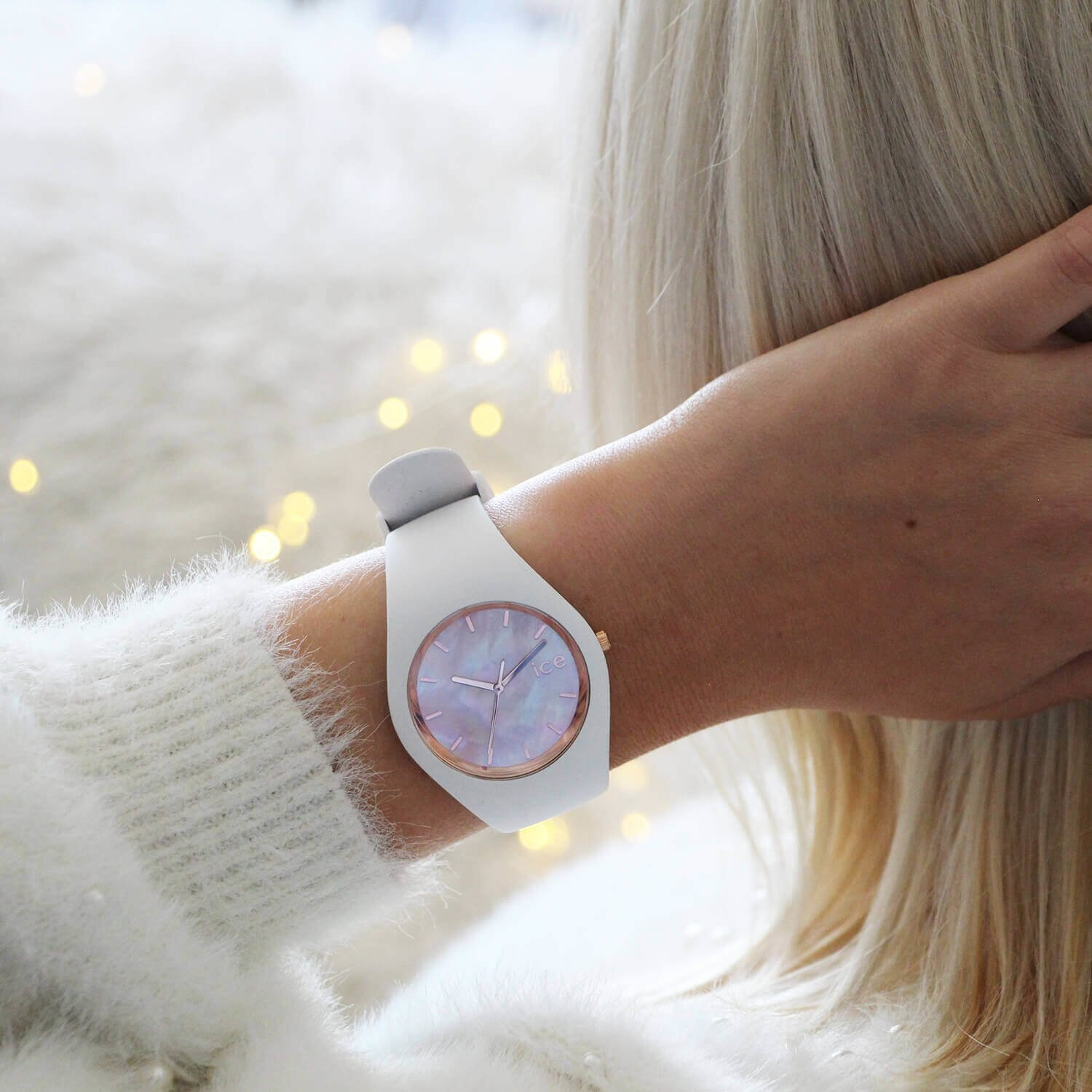 Ice Watch ICE pearl - White - Copy