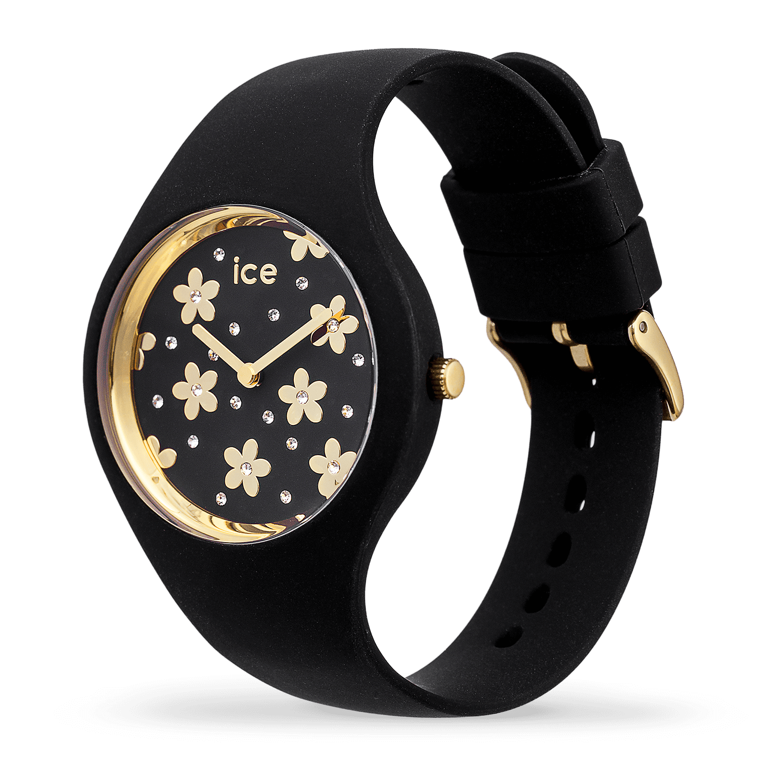 Ice Watch ICE flowerPrecious black Small