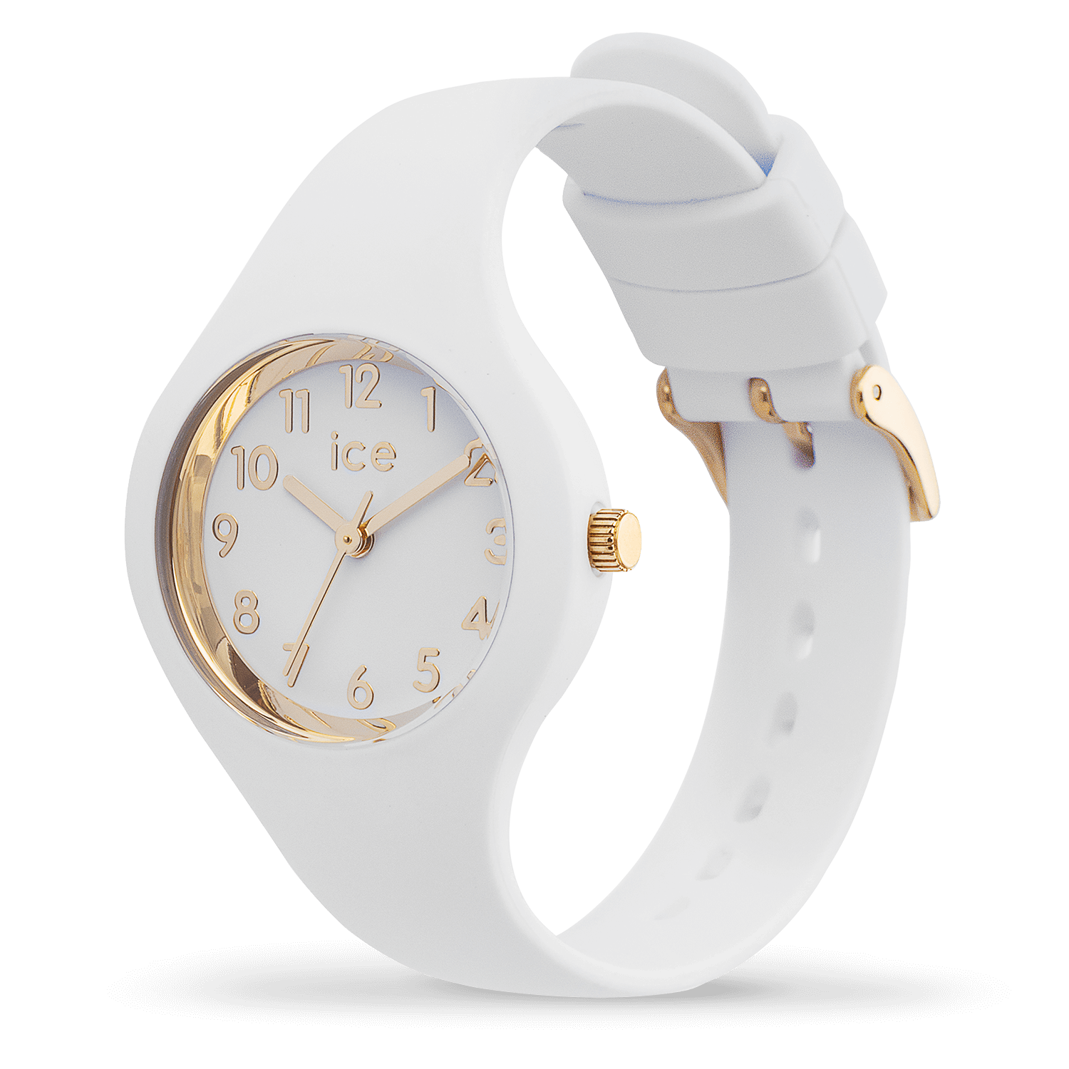 Ice Watch ICE glamWhite Gold - Numbers extra small