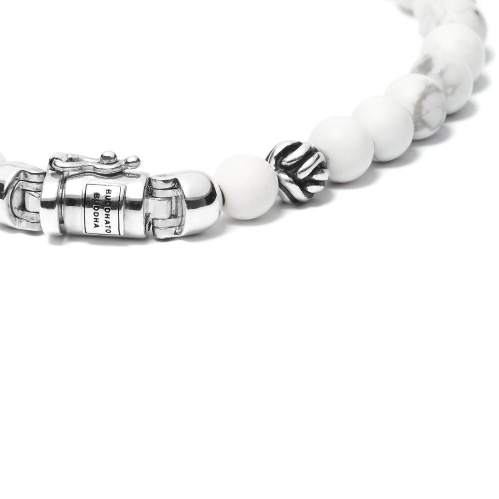 Bhudda To Buddha Armband Spirit Bead Mini Wit Howliet