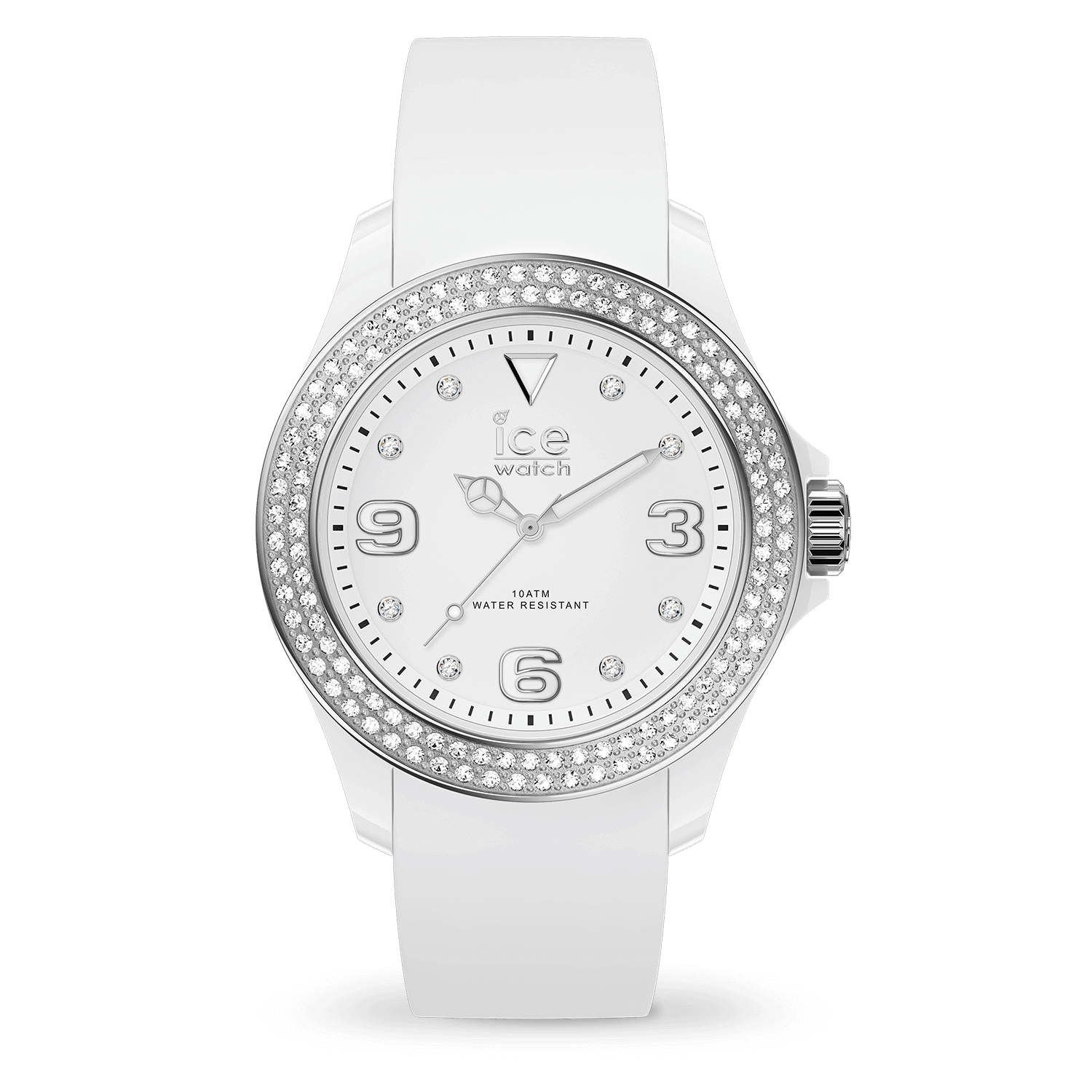 Ice Watch ICE star - White silver