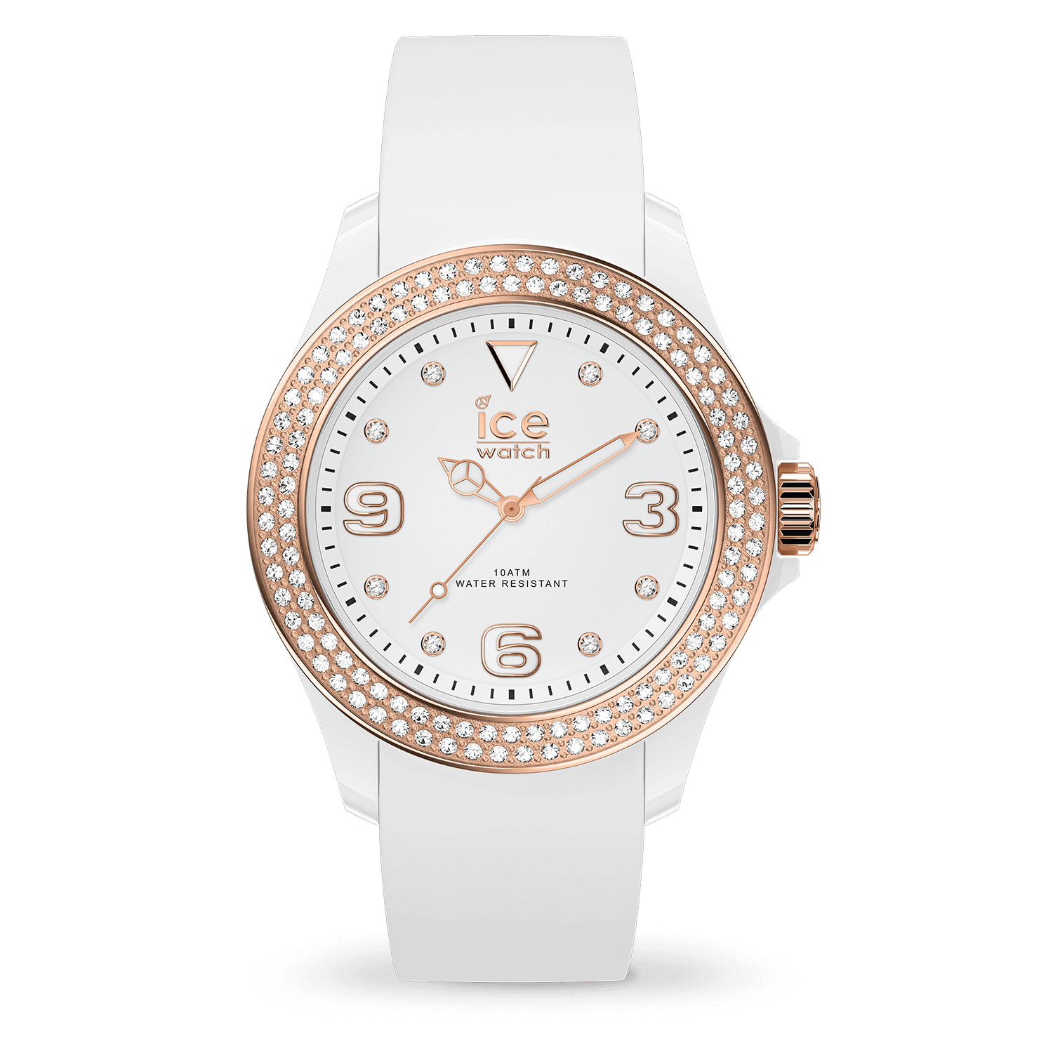 Ice Watch ICE star - White rose-gold