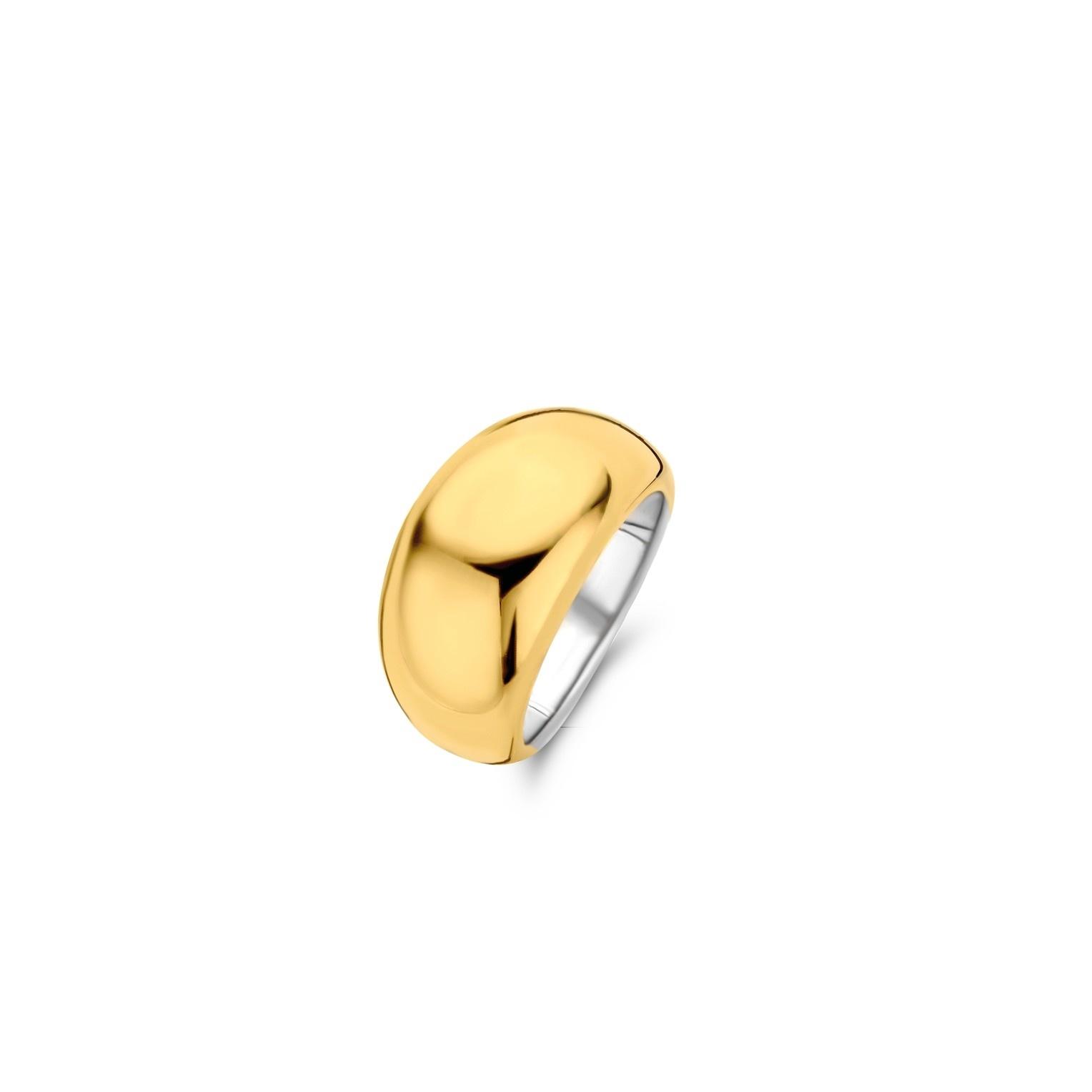 Ti Sento Ti Sento Ring Verguld - 12171SY