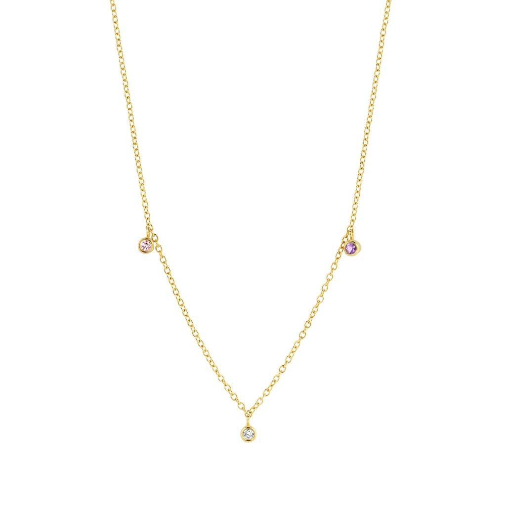 Diamanti per tutti Petits Macarons Necklace
