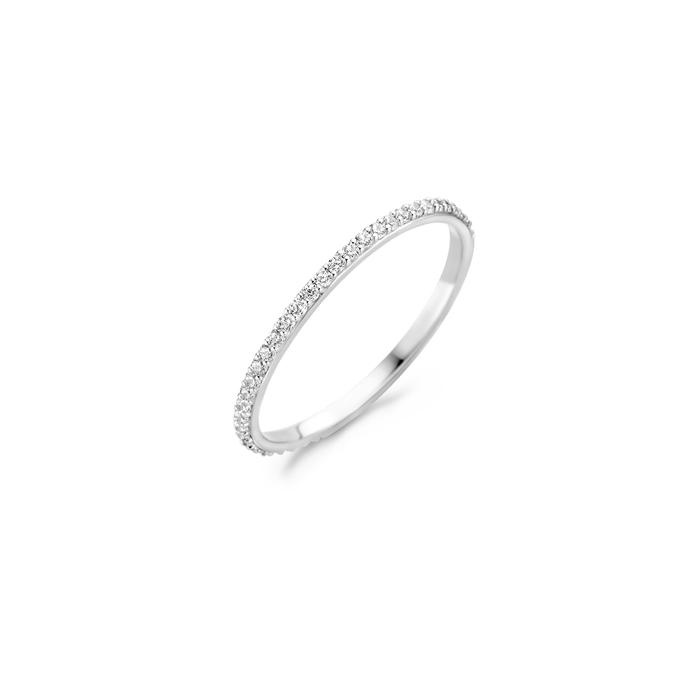 Blush Blush Ring 1201WZI - Wit Goud (14krt.)