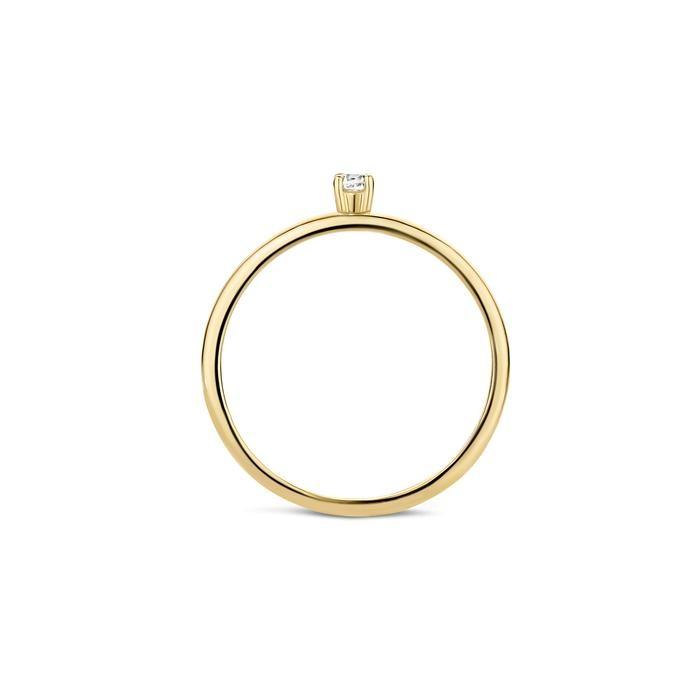 Blush Blush Ring 1200YZI - Geel Goud (14Krt.)
