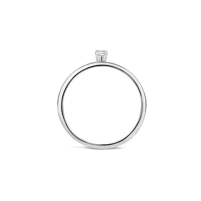 Blush Blush Ring 1200WZI - Wit Goud (14Krt.)