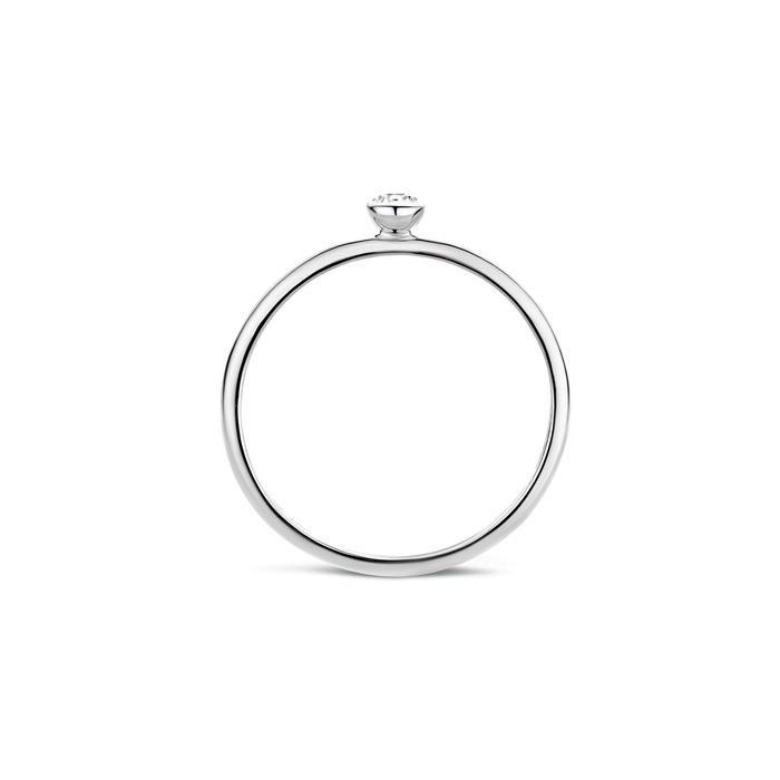Blush Blush Ring 1198WZI - Wit Goud (14Krt.)