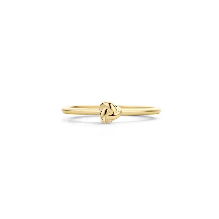 Blush Blush Ring 1193YGO - Geelgoud (14Krt.)