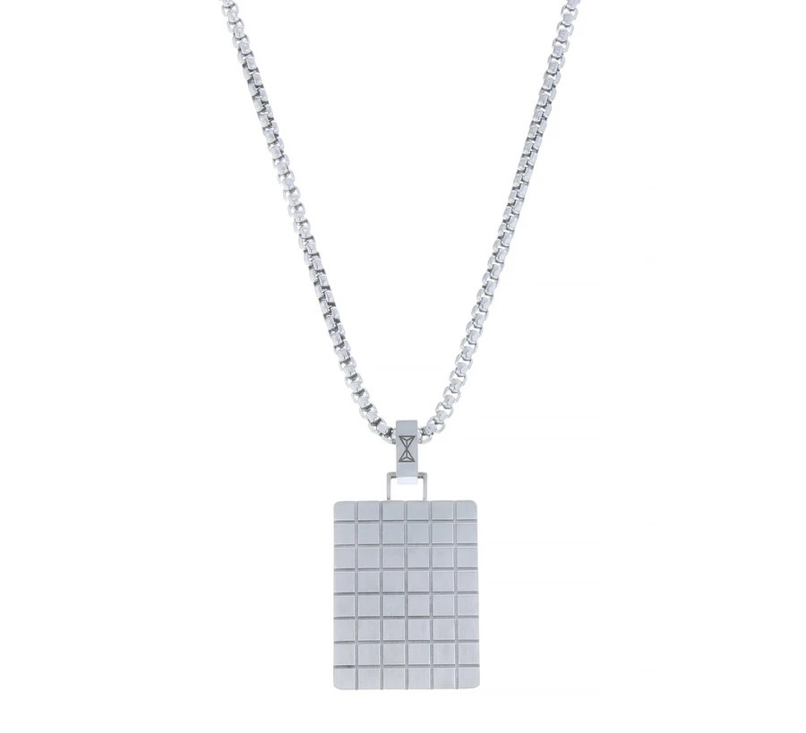 AZE jewels Necklace Square Indentity