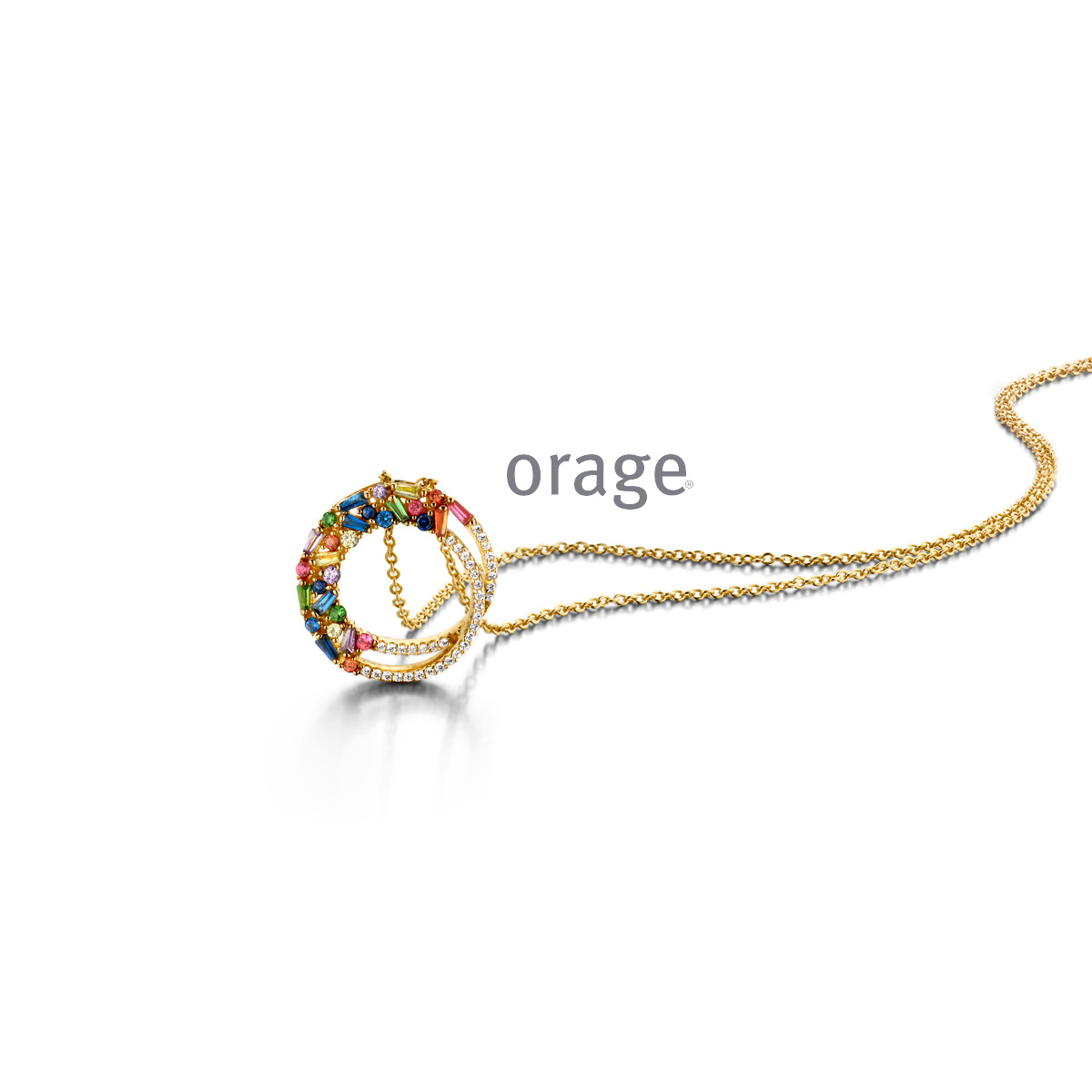 Orage AR041-AP065 Mulit color hanger
