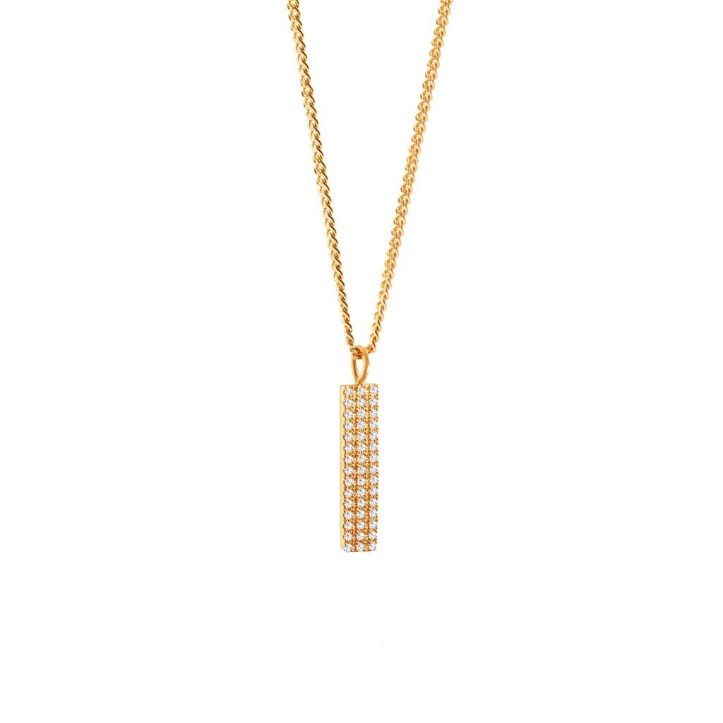 Diamanti per tutti Tarmac Necklace (XL)