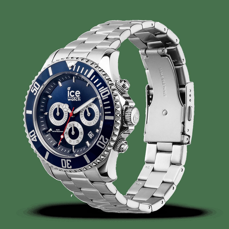 Ice Watch ICE steel - Marine silver - Chrono