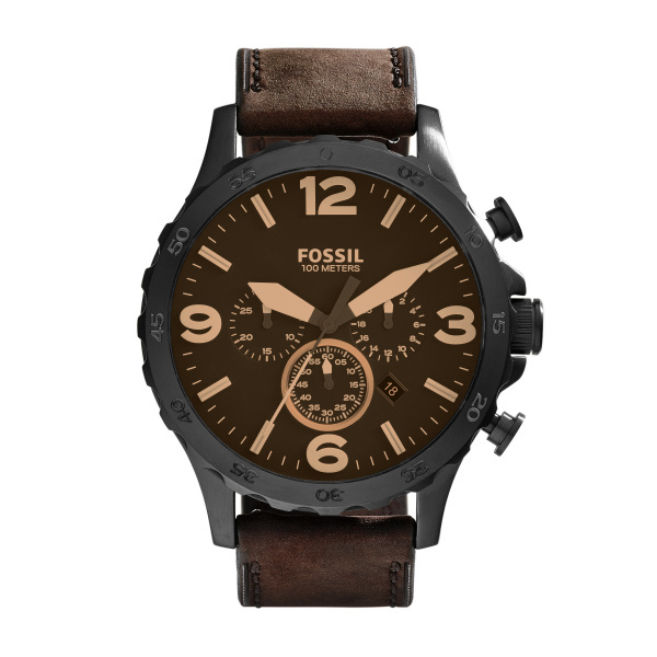 Fossil Fossil Nate Staal Black.