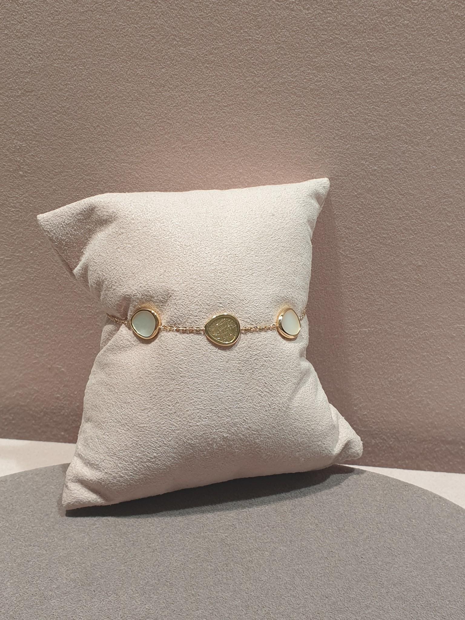 Femme A Dorée Femme A Dorée armband 18 kt