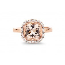 You and Me Ring rose gold Morganiet