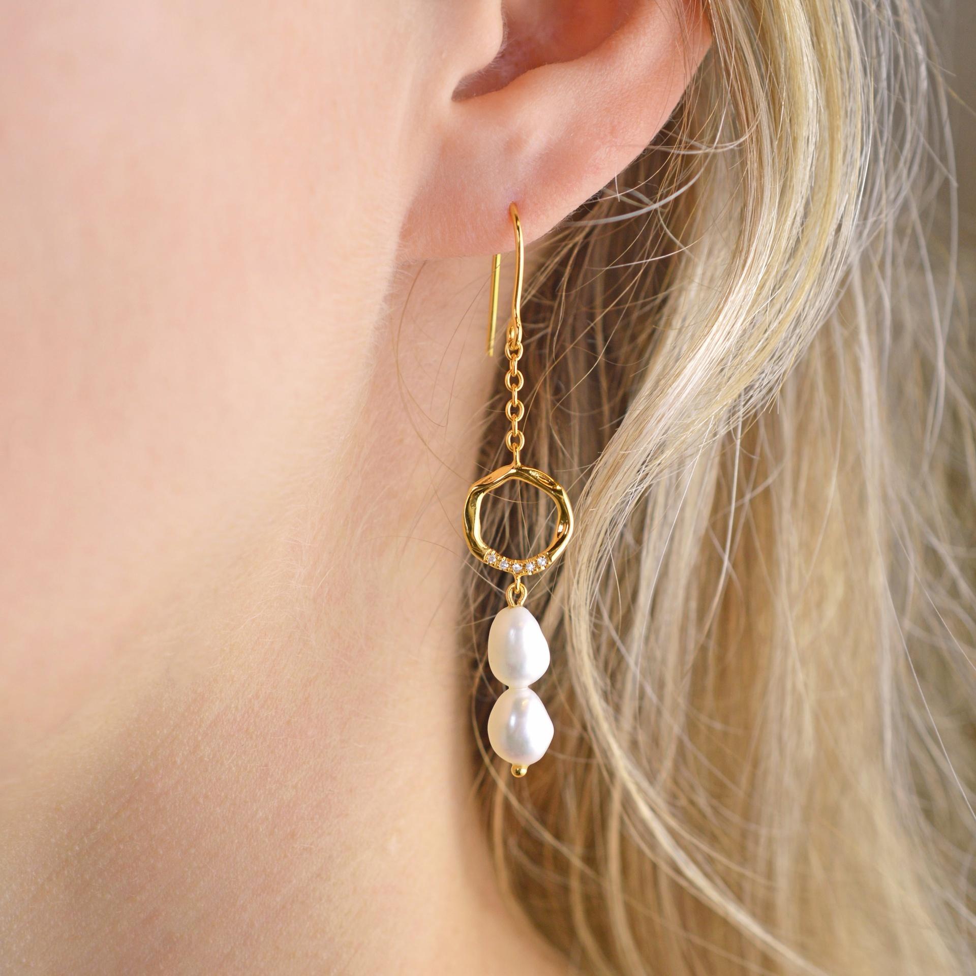 Diamanti per tutti Diamanti per tutti Elizabeth Earrings