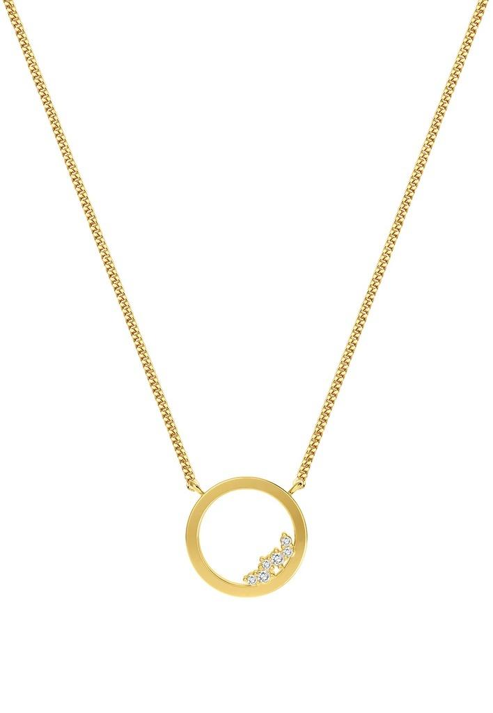 Diamanti per tutti Diamanti per tutti Circle Unity Necklace