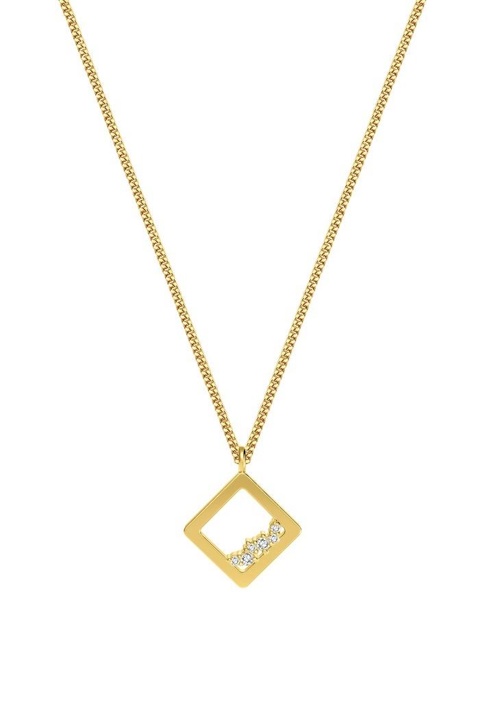 Diamanti per tutti Diamanti per tutti Square Unity Necklace