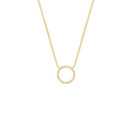 Diamanti per tutti Diamanti per tutti - Small Full Circle Necklace