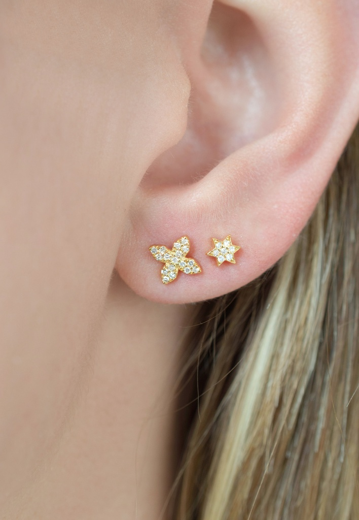 Diamanti per tutti Little Flower Earrings