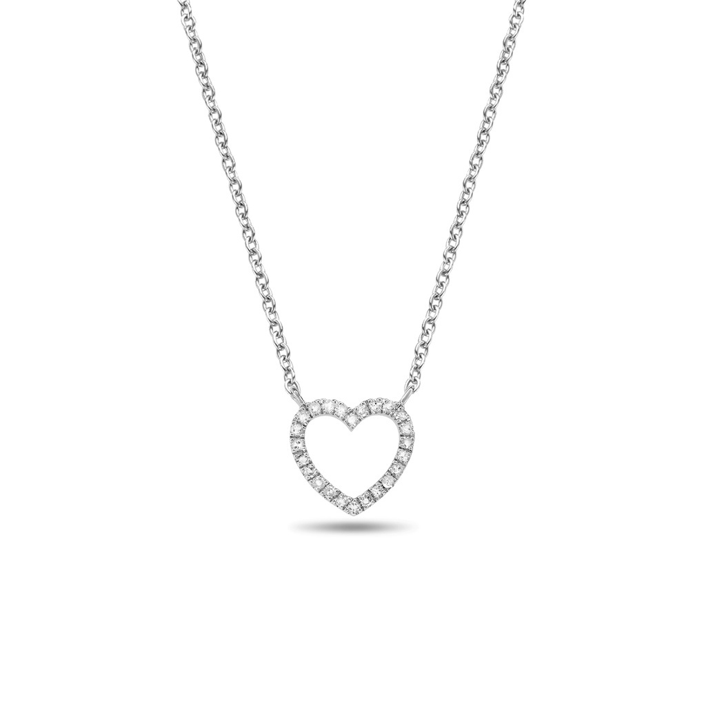 Diamanti per tutti Heart Necklace
