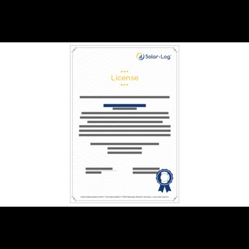 Solar-Log Solar-Log Uitgebreide FTPS licentie Base 2000