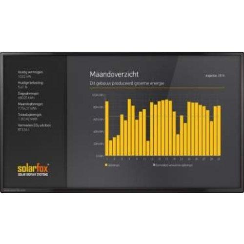 """SolarFox Solarfox Display-System SF-300 49"""""""