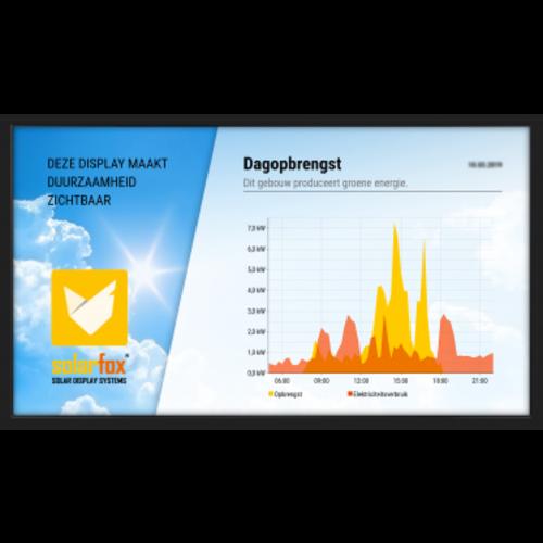 """SolarFox Solarfox Display-System SF-600 46"""""""