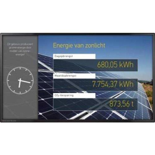 """SolarFox Solarfox Display-System SF-100 32"""""""