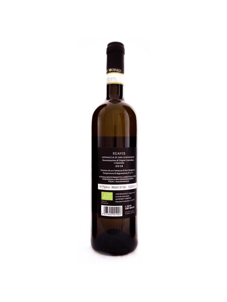 Mormoraia Vernaccia di San Gimignano DOCG Organic 'Suavis'