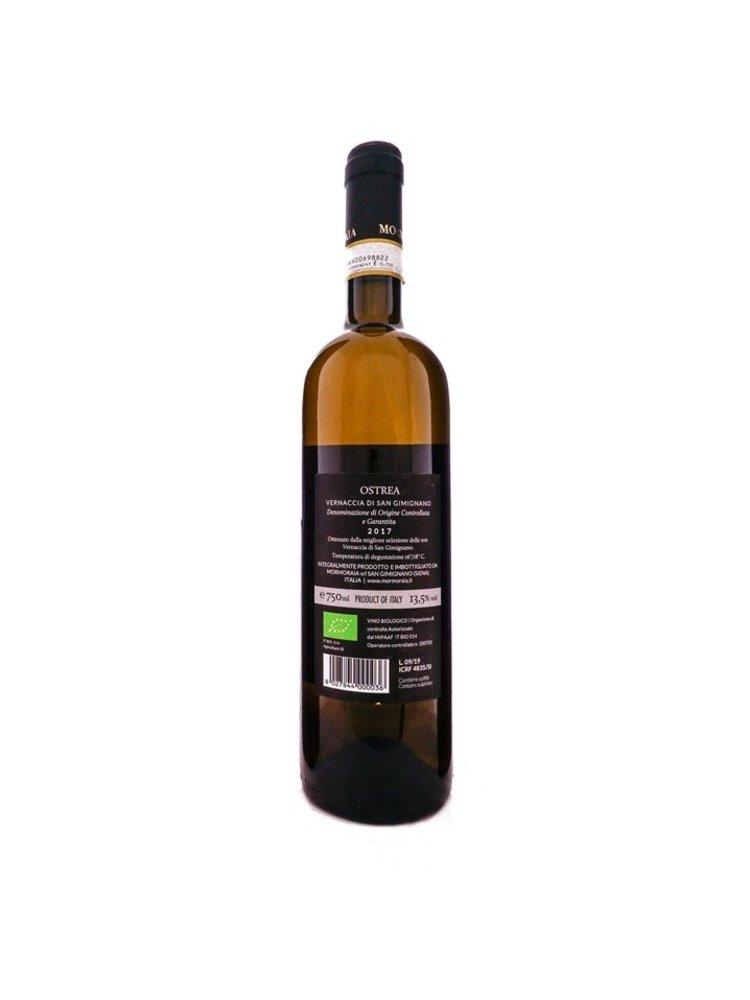Mormoraia Vernaccia di San Gimignano DOCG Organic 'Ostrea'  2017