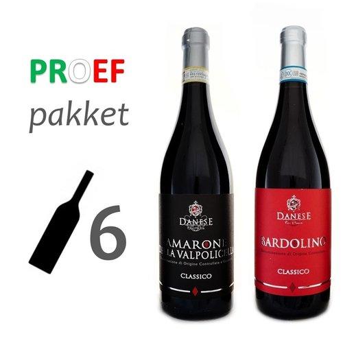 Cantina Danese Proefpakket Cantina Danese - Veneto wijnen