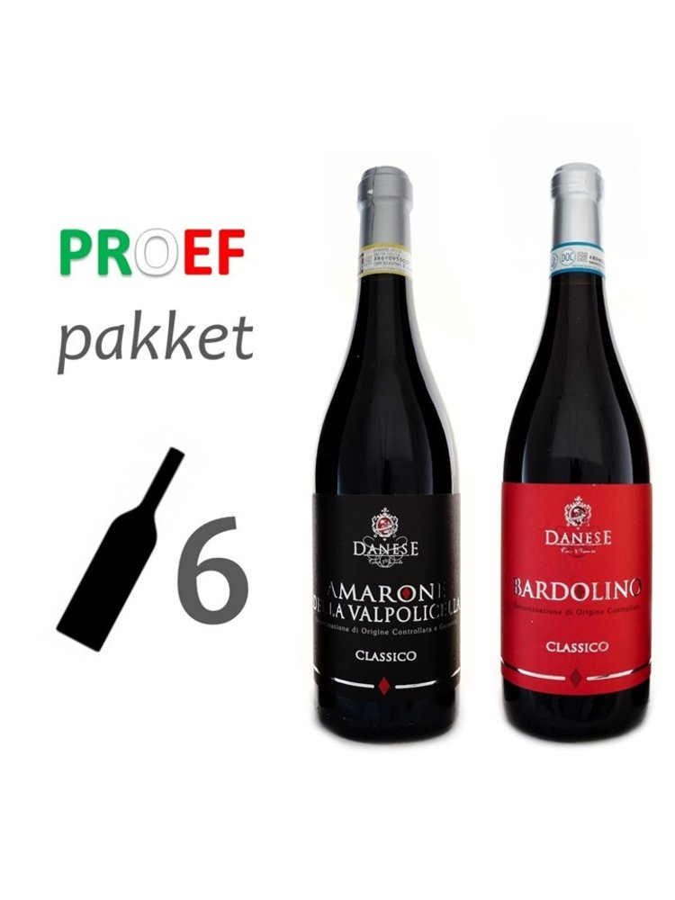 Proefpakket Cantina Danese - Veneto wijnen
